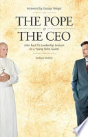 The Pope   the CEO