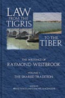 Law from the Tigris to the Tiber
