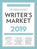 Writer's Market 2019 Book