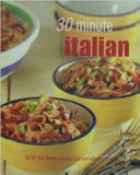 30 Minute Italian Cooking