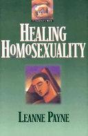 Healing Homosexuality