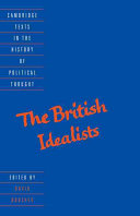 The British Idealists