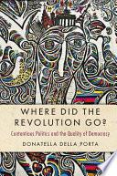 Where Did the Revolution Go