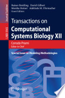 Transactions on Computational Systems Biology XII