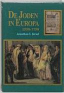 De Joden In Europa 1500 1750
