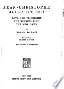 Love and friendship  The burning bush  The new dawn Book PDF