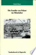 Die Familie von Palant im Mittelalter