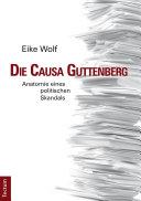 Die Causa Guttenberg