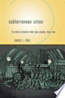 Subterranean Cities