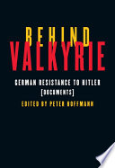 Behind Valkyrie