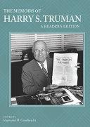 The Memoirs of Harry S. Truman Book