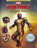 Iron Man 3 Sticker Book