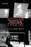 Modern Indian Theatre