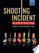 Shooting Incident Reconstruction Book PDF