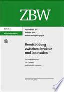 Berufsbildung zwischen Struktur und Innovation
