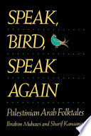 Speak  Bird  Speak Again