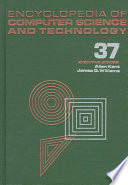 Encyclopedia of Computer Science and Technology