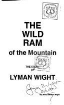 The wild ram of the mountain
