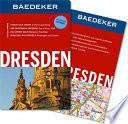 Dresden    mit grossem Cityplan