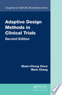 Adaptive Design Methods in Clinical Trials  Second Edition
