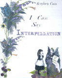 I Can Say Interpellation Pdf/ePub eBook