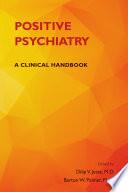Positive Psychiatry