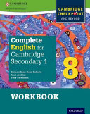 Complete English for Cambridge Secondary
