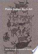 Plains Indian Rock Art book