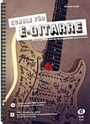Schule f  r E Gitarre