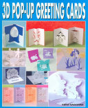 3D Pop Up Greeting Cards Snowflakes And Angels Traditional Japanese