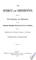The Spirit of Missions Society