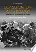 Conservation Psychology