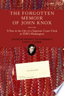 The Forgotten Memoir of John Knox
