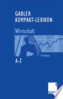 Gabler Kompakt Lexikon Wirtschaft
