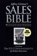 The Sales Bible New Ed