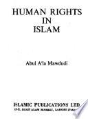 Human Rights In Islam Mawdudi
