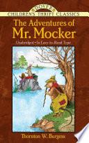 The Adventures of Mr  Mocker