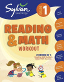 First Grade Reading   Math Workout