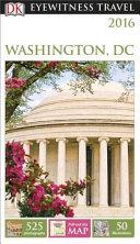DK Eyewitness Travel Guide  Washington