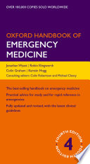 Oxford Handbook Of Emergency Medicine : of situations that present to the...