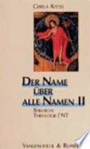 Der Name über alle Namen