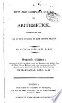 A New and Complete System of Arithmetick