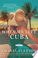 When We Left Cuba Book PDF