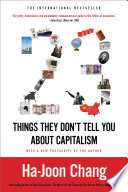 23 Things They Don't Tell You About Capitalism Book Cover