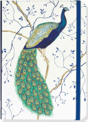 Peacock Journal  Diary  Notebook