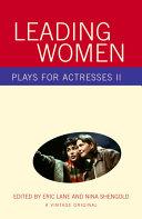 Leading Women book