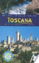 Toscana  Toskana   Reisehandbuch und Karte