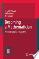 Becoming a Mathematician