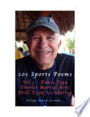 101 Sports Poems Vol 2 Dance Yoga Martial Arts Drill Team Twirler Ice Skating book