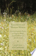 Ecocriticism and Women Writers